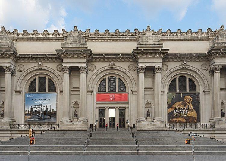 Metropolitan Museum of Art (The Met) - Central Park, NYC (Hugo Schneider/Wikimedia commons)