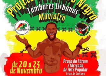 Dans l´État de São Paulo, le 20 novembre est férié, et dans tout le Brésil ce jour est celui de la consciência negra (la conscience noire). Feira de Santana est une ville de l´État de Bahia (V. C. Pereira dos Santos / Wikimedia Commons)