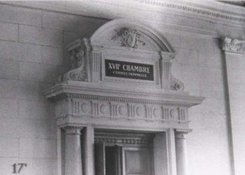 XVIIe chambre correctionnelle, Palais de justice (Paris)