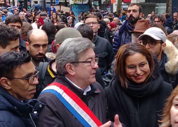 """""""Manifestation contre l'islamophobie"""", 10 novembre 2019 (crédit photo : Manuel Boucher)"""