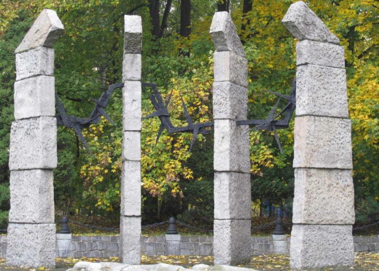 Monowitz-Buna, Auschwitz, Pologne (DR)