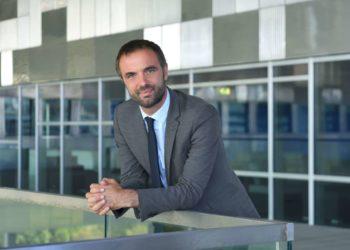 Michaël Delafosse (crédit photo : Ville de Montpellier)