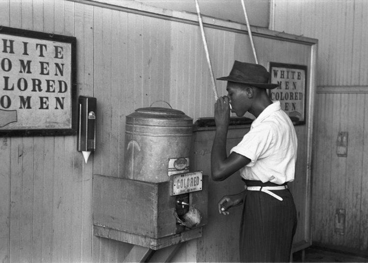Photographie de 1936 à Oklahoma City (Bibliothèque Congrès USA/WIKIMEDIA COMMONS)
