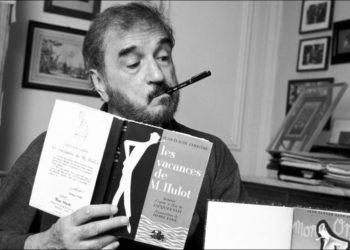 Jean-Claude Carrière (DR)