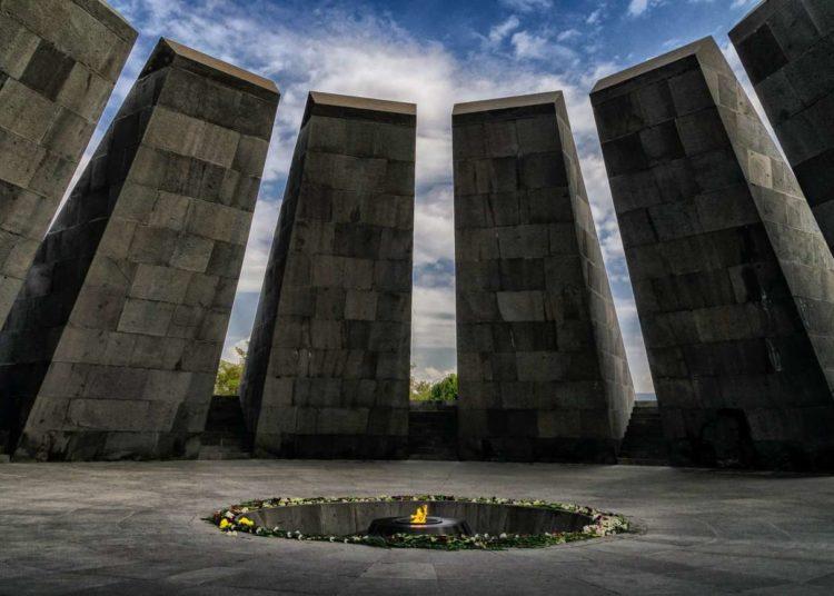 Mémorial du génocide arménien, Erevan, Arménie (Amir Kh/Unsplash)