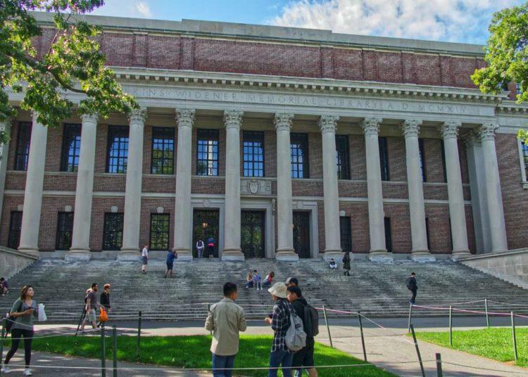 Université Harvard, Boston, Massachusetts, États-Unis (crédit photo : Pascal Bernardon / Unsplash)